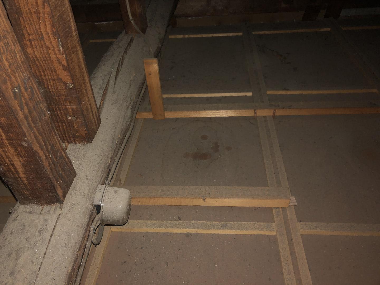 【東京都品川区】瓦屋根の雨漏り、部分修理工事の事例3