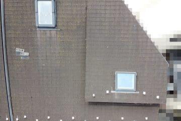 【東京都新宿区】トステム「 スカイライト 」のガラスパッキン劣化による天窓雨漏りの修理工事の事例3