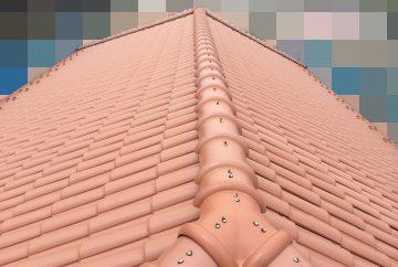 【東京都江戸川区】コロニアルクアッドからスーパートライ110サンレイへ。屋根葺き替え工事の事例11