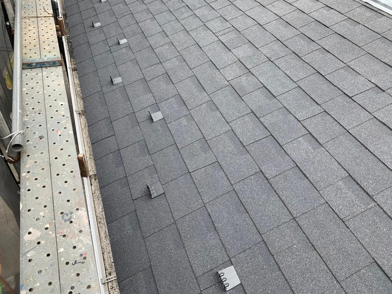 【東京都目黒区】パミールからオークリッジスーパーへ、屋根葺き替え工事の事例14
