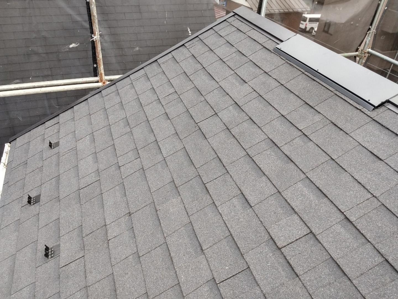 【東京都目黒区】パミールからオークリッジスーパーへ、屋根葺き替え工事の事例16