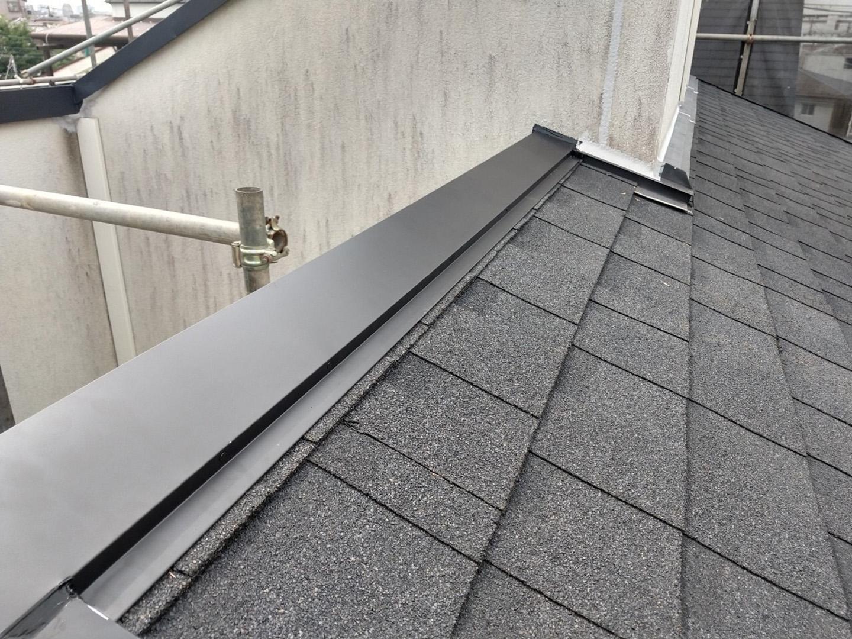 【東京都目黒区】パミールからオークリッジスーパーへ、屋根葺き替え工事の事例19