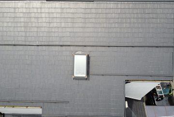 【東京都杉並区】天窓のガラスパッキン劣化による雨漏りの修理工事の事例