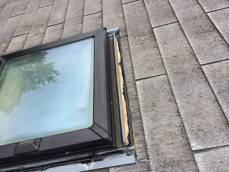 松下電工の電動開閉式の天窓 その他補修