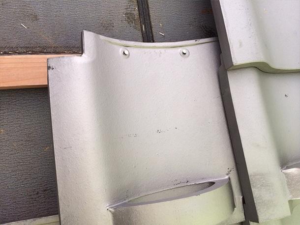 雪止め瓦の設置事例2