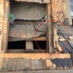 【神奈川県横浜市】瓦屋根の棟違い部からの雨漏り、部分修理工事の事例