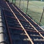 【さいたま市浦和区】瓦屋根の台風、地震対策。瓦屋が考えた新しいラバーロックの工事事例と価格
