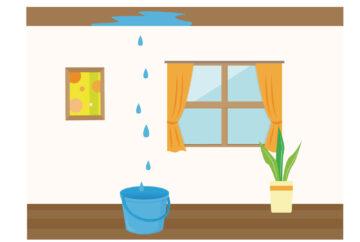 雨漏りのリフォーム費用相場はいくら?修理日数や業者に相談するタイミングも解説!