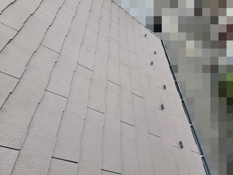 【東京都大田区】スレート屋根の天窓雨漏り 屋根材の状態
