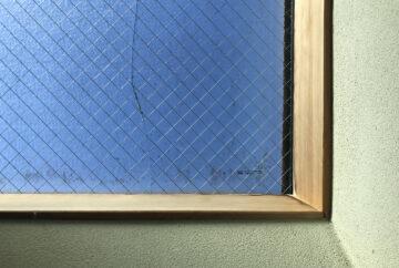 東京都大田区 天窓雨漏り 室内状況