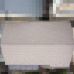 【東京都品川区】業者指摘の不安解消で、ガルバリウムの金属屋根のドローン点検の事例