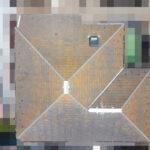 【神奈川県茅ケ崎市】築23年、アスベスト使用のスレート屋根の屋根点検の事例