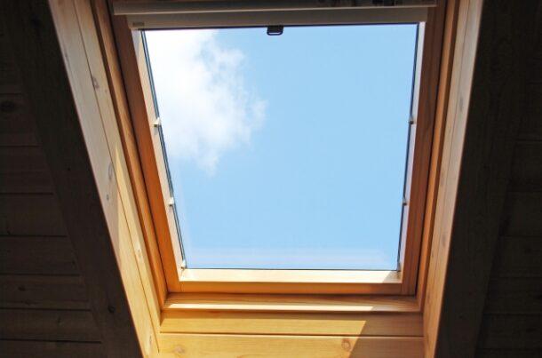 天窓をつけて暑くなる原因を知っておこう