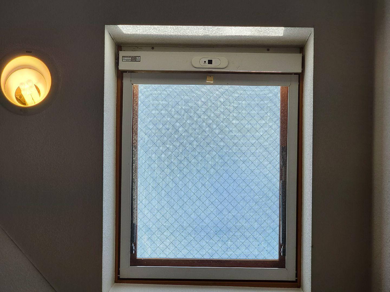 天窓(屋内側)