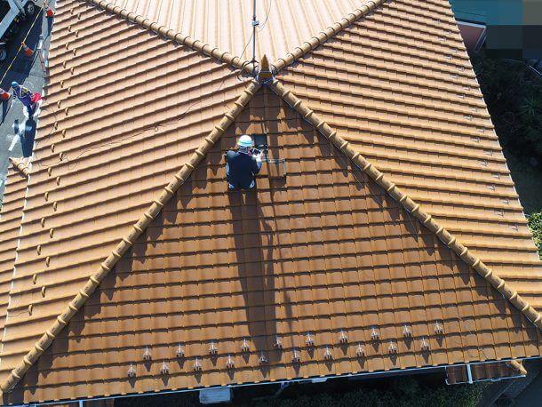 台風に強い屋根の形状や特徴は?
