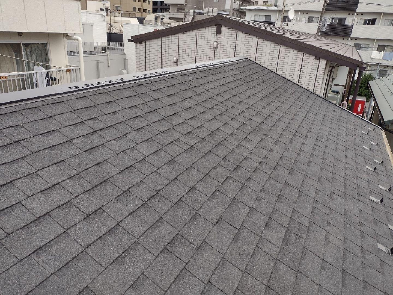 新しい屋根材 屋根 シングル 葺き替え